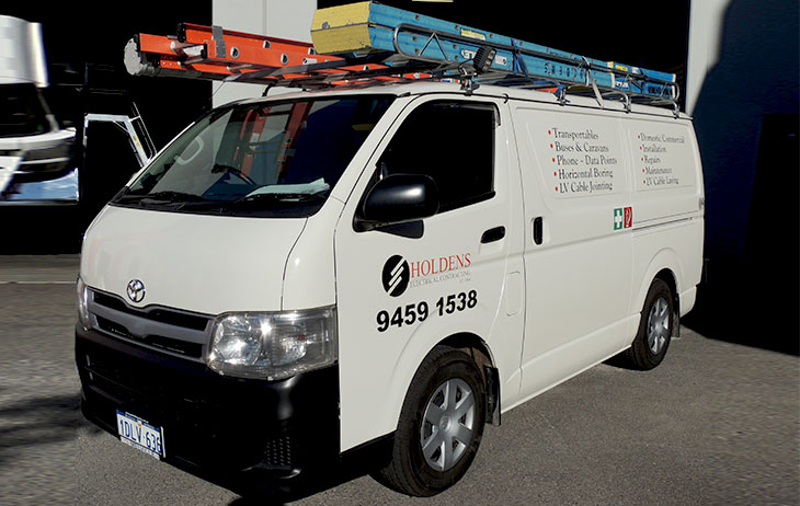 Our electricians in Perth can handle all your emergency electrical work.