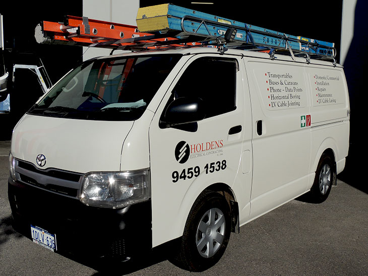 We are highly qualified electricians in Perth