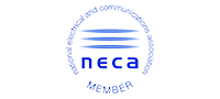 Our electricians are members of NECA