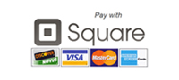 We process payments with Square